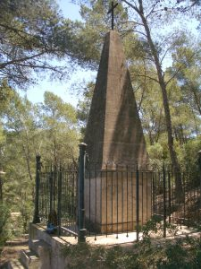 Cabrera, le monument