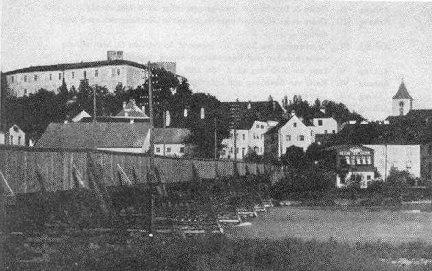 Ebelsberg au début du XXe siècle