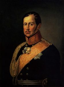 Le roi de Prusse Frégéric-Guillaume III (Anton Graff)