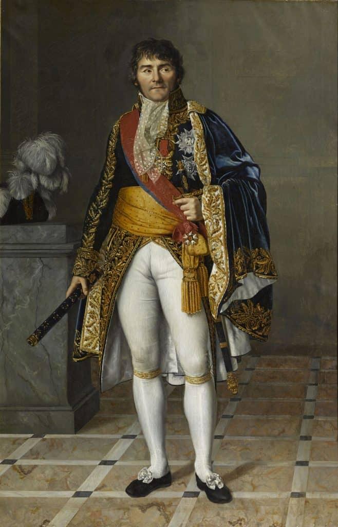 François Joseph Lefebvre (vers 1810)