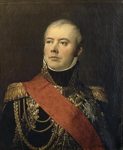 Le maréchal Étienne Macdonald (Antoine-Jean Gros)