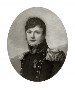 Général Jean Baptiste Antoine Marcellin de Marbot