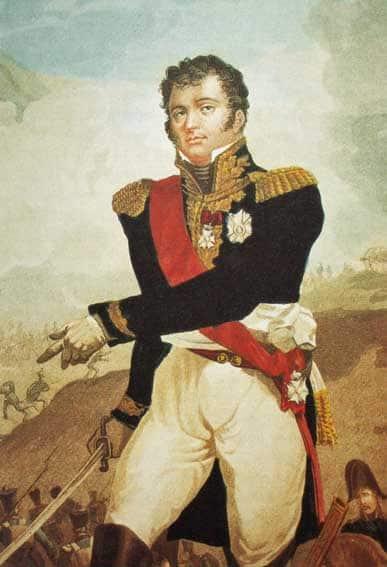 Portrait de Dominique Joseph Vandamme