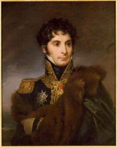 Gérard-Philippe Paul de Ségur Portrait de Gérard (Joconde)