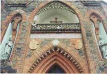 L'Eglise de la Sainte-Croix