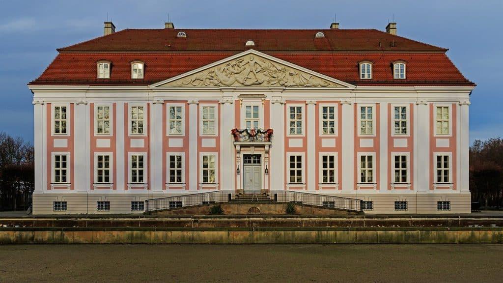 Le château de Friedrichfelde