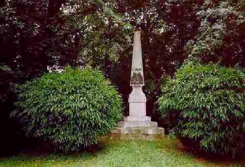 Le monument O'Brien