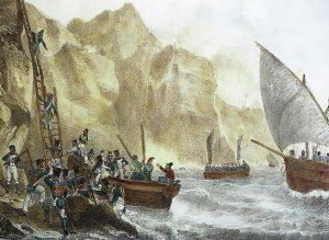Siège et prise de Capri