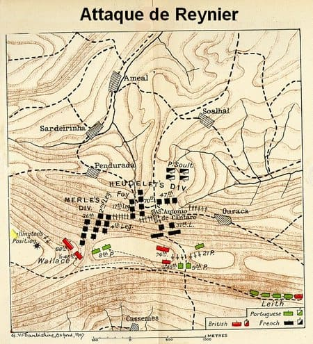 L'attaque de Reynier