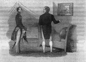 16 mai 1816 (Dessin de Charlet)