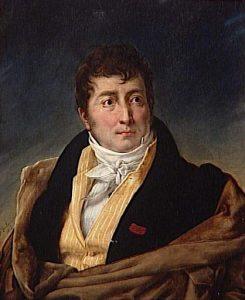 Portrait en buste de Charles-Louis Cadet de Gassicourt (1769-1821), pharmacien de Napoléon Ier - Isidore Péan - Malmaison