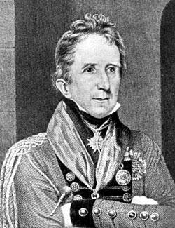 Le lieutenant-général Hudson Lowe
