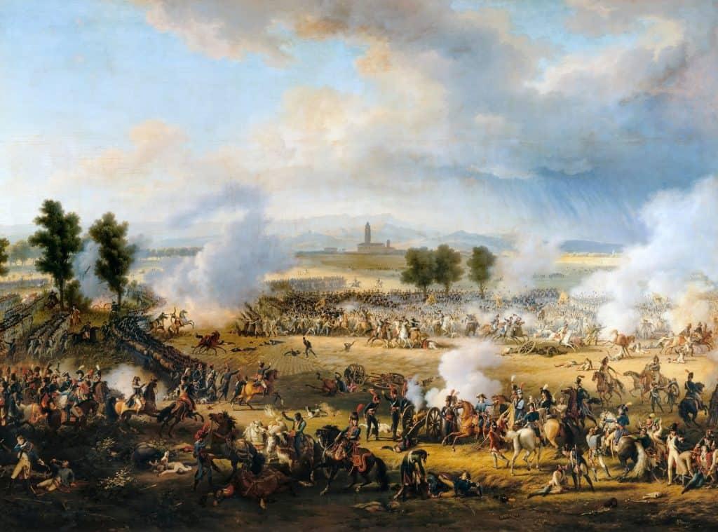 Bataille de Marengo (Lejeune)