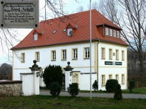 Maison natale de Schill