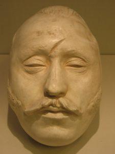 Masque mortuaire de Schill