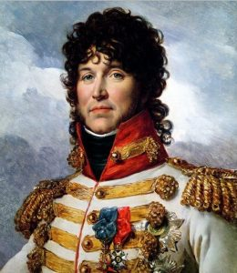Joachim Murat, grand-Duc de Berg en 1806