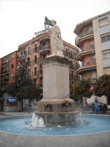 Place Castanos à Baylen
