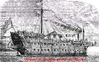 Un ponton anglais