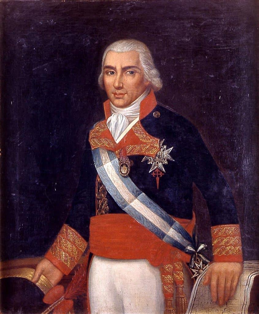 Federico Carlos Gravina (Annyme-Musée naval de Madrid)