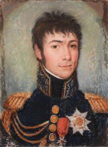 Le capitaine Bertrand