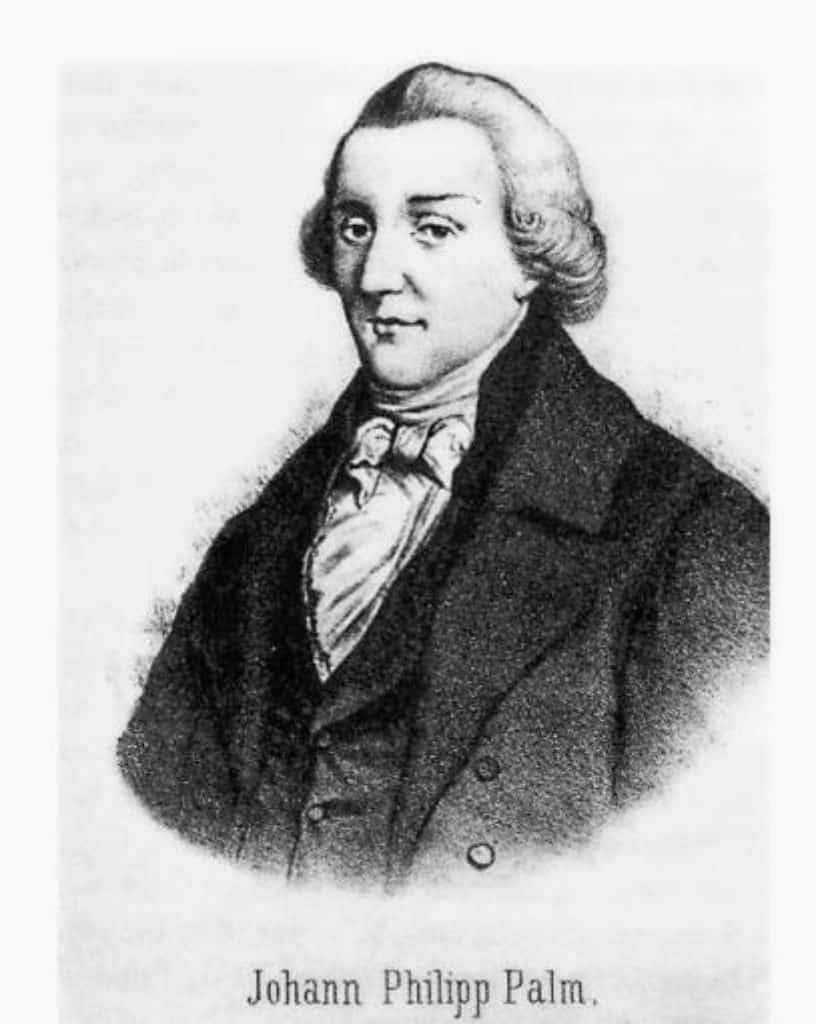 Johann Philipp Palm (Photo : Thomas Schlegel)