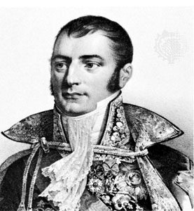 Le général Savary, duc de Rovigo (Delpech d'après Nicolas Morin)