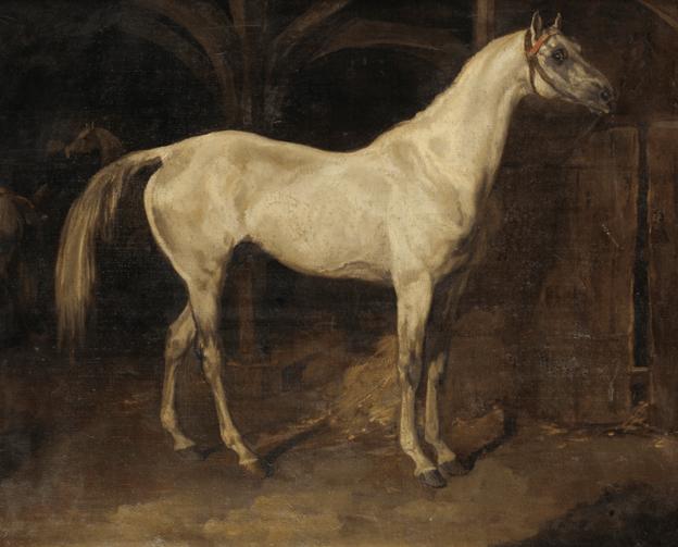 Aly - Jean-Louis Gericault - 1812.
