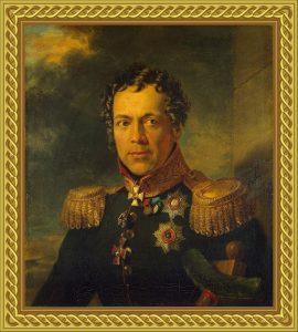 Lieutenant Général Aleksey Nikolaevich Bakhmetyev (Georges Dawe)