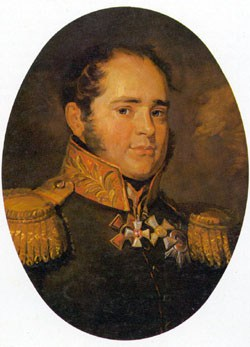 Lieutenant-Général Baggovut. Georges Dawe
