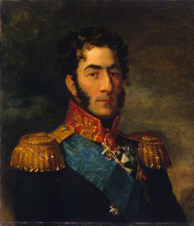 Le général Bagration. (Georges Dawe)