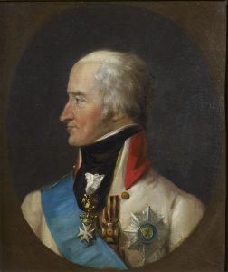 Général Leontii Leontievich Bennigsen