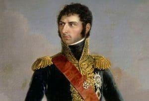 Maréchal Jean Bernadotte. Wikimedia Commons/Public Domain