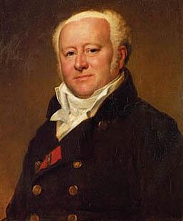 Jean-Nicolas Corvisart. François Gérard. Château de Versailles. Joconde