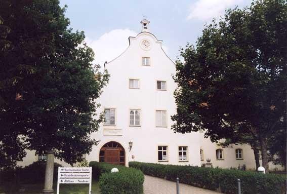 Le château d'Eckmühl, aujourdhui maison de retraite ! Photo D. Timmermans