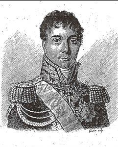 Charles-Étienne Gudin de la Sablonnière. Portrait des généraux francais