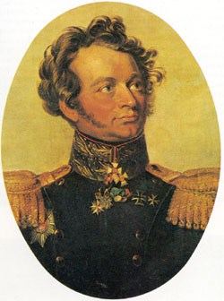 Général Karl Ivanovich Bistrom