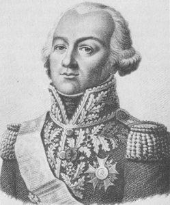 Général Claude Juste Alexandre Legrand. Anonyme