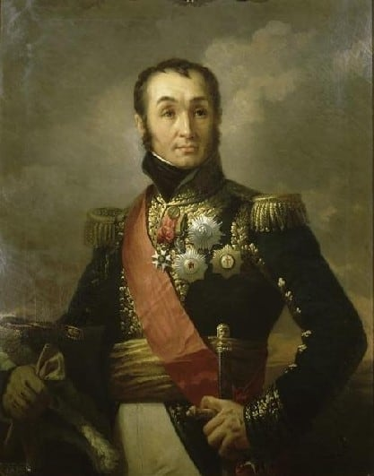 Le maréchal Oudinot - Isidore Pils - Musée de l'Armée.