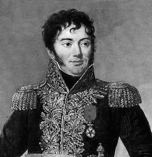 Le général Jean-Victor Tharreau