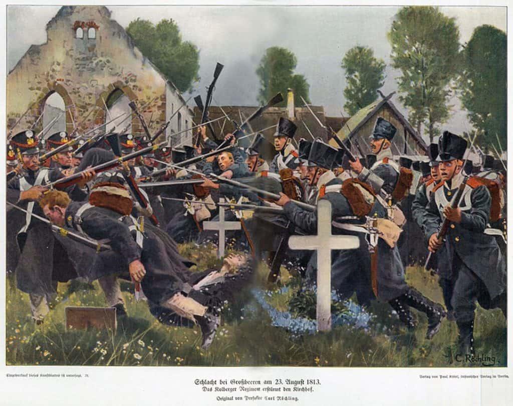 Bataille de Groß-Beeren