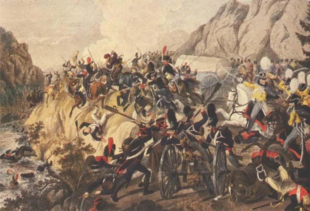 Bataille de la Katzbach