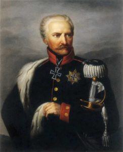 Le maréchal Blücher