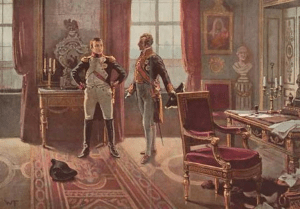 L'entrevue de Dresde