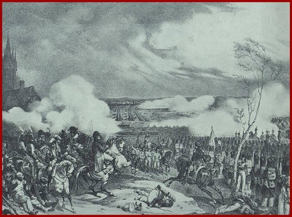 Bataille de Dresde