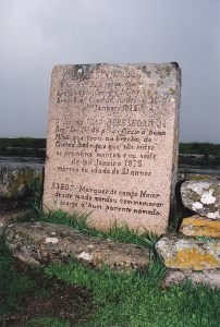 Stèle Beredsford