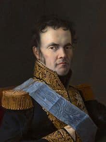 Le General Philibert-Jean-Baptiste-François Curial