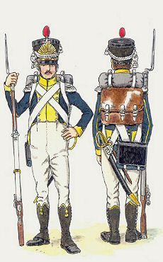 Grenadiers de la Légion de la Vistule