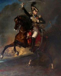 Le général Pierre Joseph Habert