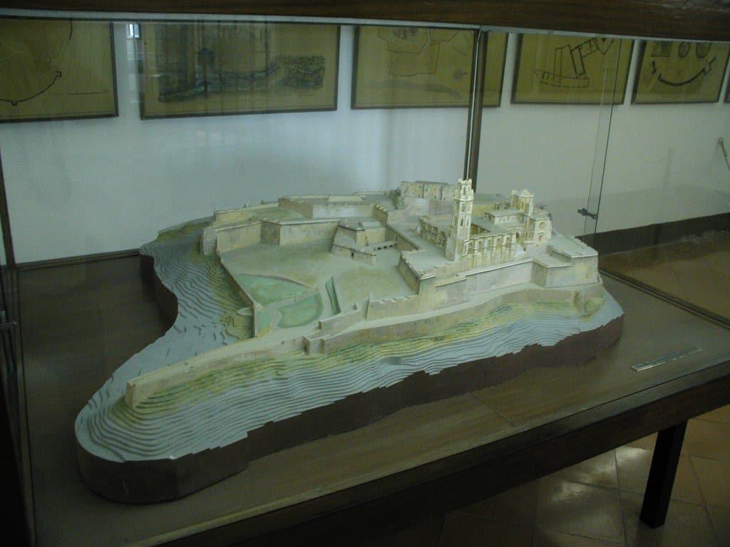 Maquette de Lerida