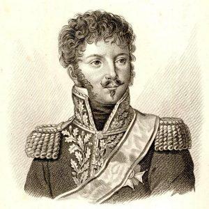 Général Montbrun. Anonyme